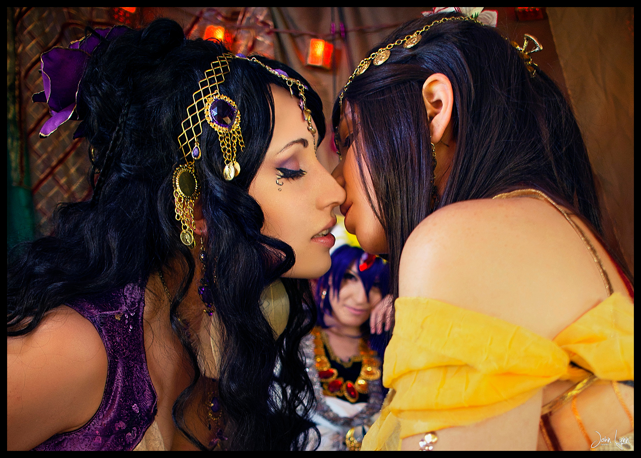 Magi Harem Shoot 2012 © SNTP
